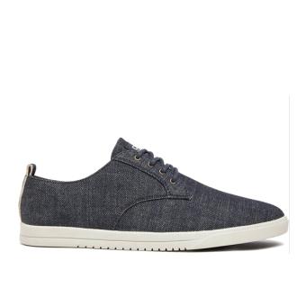 Giày Sneaker nam Clae Ellington Textile (Cla01275) (Xanh Navy)