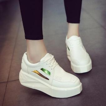 Giày nữ nâng đế dễ thương XS0351