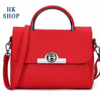 Túi Đeo Chéo HK SHOP QS03 (Đỏ)