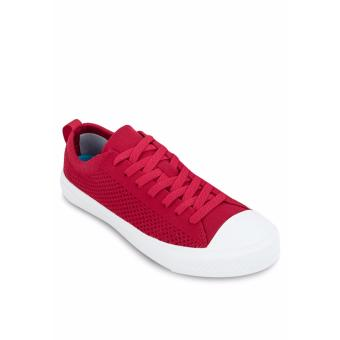 Giày Sneaker People Phillips Knit (NC01K-004) (Đỏ)
