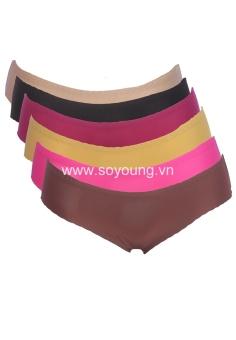 Bộ 6 Quần Lót Đúc Nữ Từ 52kg Trở Xuống SoYoung 6DL NU 004C
