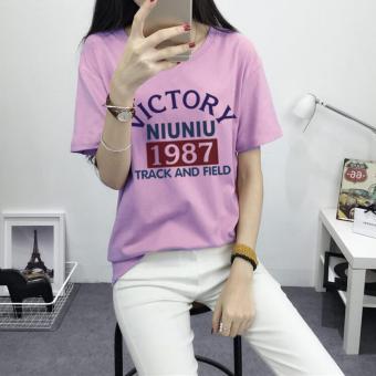 Áo Thun Nữ 2990 HONG
