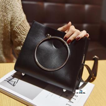 Túi Nữ Đeo Chéo Thời Trang HQ 9TU71-2 (đen)