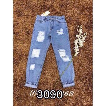 Quần baggy nữ thời trang LyLyFashion 3090