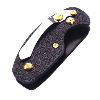 EDC Acrylic Key Holder (Black) - intl