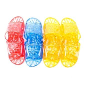 Bộ 4 đôi dép massage chân chống trượt