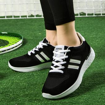 Giày sneaker nữ Bomdo BGTD118 (Đen)