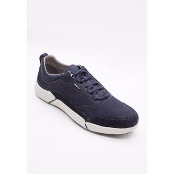 Giày sneakers Geox U Ailand A (Xanh Navy)