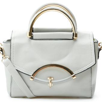 Túi xách nữ MD VIRGINITI (Xám bạc)