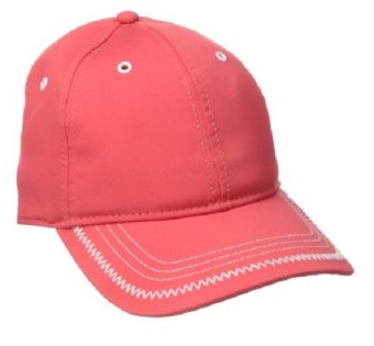 Mũ (nón) nữ cam Sperry Top-Sider Women's Baseball Cap with Stitch Detail (Mỹ)