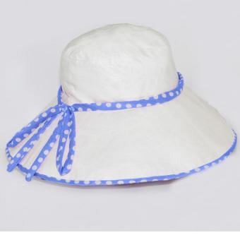 Mũ Lady Beach (Xanh da trời)