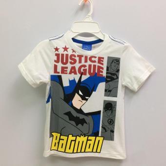 Áo Bé Trai D.C Justice League Jlts-0003