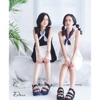 Đầm suông 2 dây xinh xắn Xavia Clothes Doux