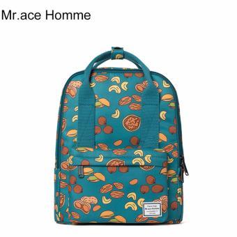 Balo Thời Trang Mr.ace Homme MR16B0327B01 / Xanh cổ vịt