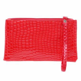Ví cầm tay thời trang Gogo Bag GgVCT08 (đỏ)