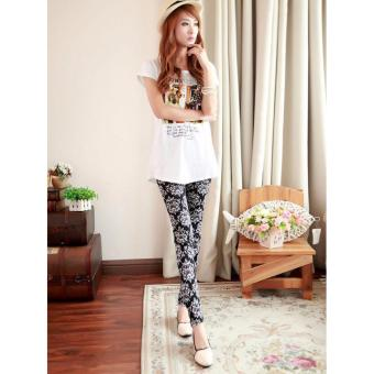 Quần Legging Style 3 MS578