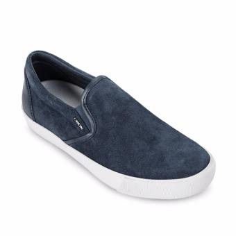 Giày da U SMART A (Xanh Navy)