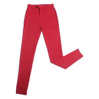 Quần dài nữ SoYoung WM SKINNY jeans 003 DO (Đỏ)