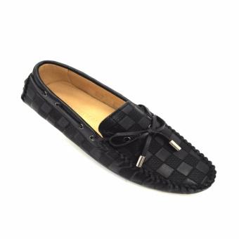 Giày lười da thật kiểu dáng trẻ trung AD1123D