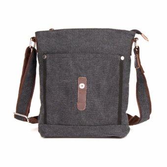 Túi xách Nam đeo chéo BLD193 (Đen)