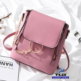 Mua Túi nữ thời trang phong cách Hàn Quốc 2 trong 1 Đồ Da Thành Long TLG 208100 4(hồng) giá tốt nhất