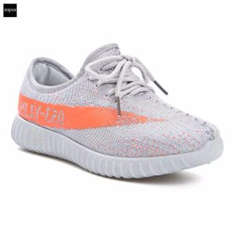 Giày Sneaker Thời Trang Nữ Erosska - GN013 (Xám)
