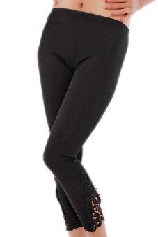 LALANG Leggings (Black) - Intl