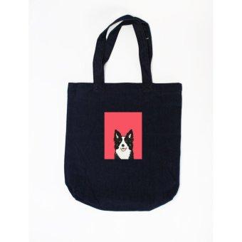 Túi tote in hình Mountain dog- Pet lover
