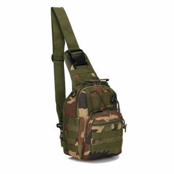 Túi Đeo Quân Đội Thời Trang Praza Dc073xri (Xanh Ri)