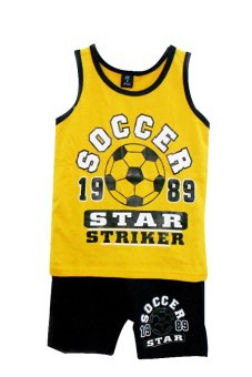 Bộ quần áo sát nách Soccer