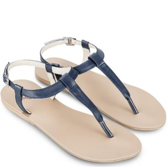 Giày Sandal nữ WS349 (Navy)