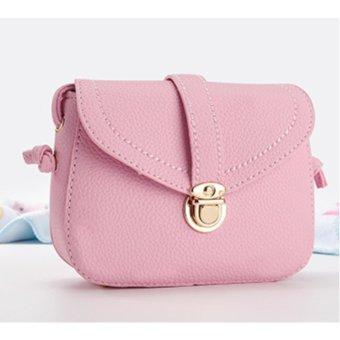 Túi xách nhỏ xinh đeo vai ND hồng