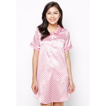 Đầm mặc nhà lụa Cao cấp CLOUD_H005