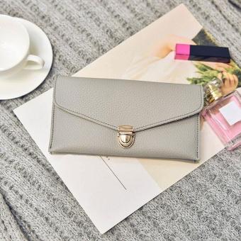 Women Daily Use Clutches Handbag Quality Clutch Purse Fashion Handbag Wallet GY - intl
