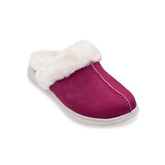 Dép nữ Slipper hồng tím-EU:35