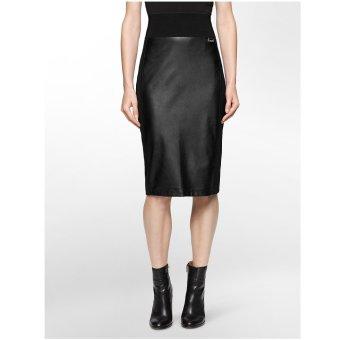 Chân váy nữ Calvin Klein đen