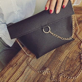 Women Fashion Handbag Shoulder Bag Tote Ladies Purse BK - intl