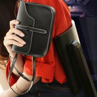 Túi đeo chéo thời trang TL5956-2 (Đen)