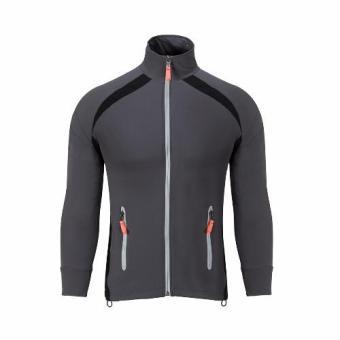 Áo khoác xe đạp chống nắng nam (Xám)