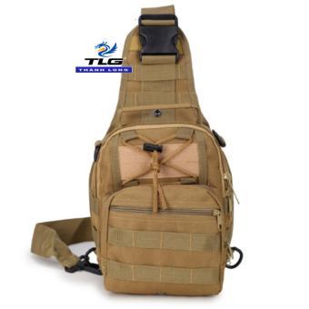 Túi đeo ngực thời trang du lịch phong cách Quân đội Mỹ TL8128 3(kaki)