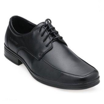 Giày Tây Da Sledgers Garry (Sm52La06L) - Đen
