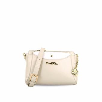 Túi đeo chéo Carlo Rino 0303559-001-21 (màu beige)