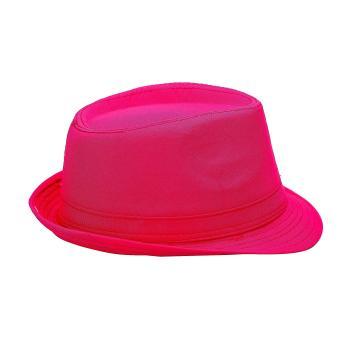 Nón Fedora màu hồng UBL YD0070