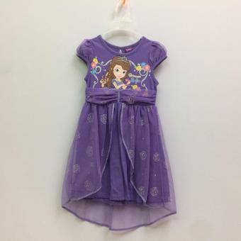 Đầm Bé Gái Disney Sofia Sfdr-0029