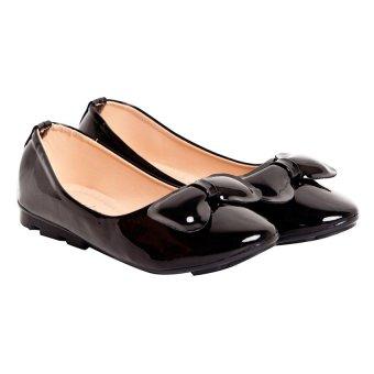 Giày búp bê Sarisiu XT736 (Đen)