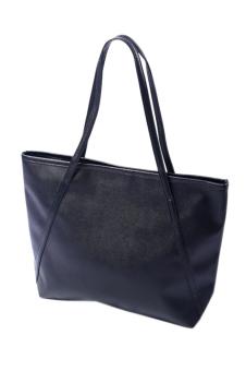 Fashion Tote Bag Ladies Fashine Handbag Black - Intl - intl