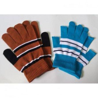 Bộ 02 đôi găng tay cotton chống nắng CB H0017 SMV0010
