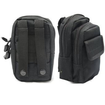 Vococal Portable Multifunctional Waist Bag (Black)
