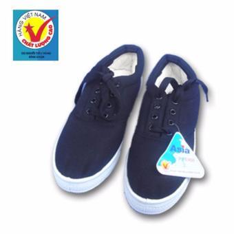 Giày Vải Asia Đế Bằng