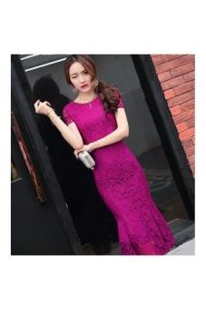 Đầm Ren Dự Tiệc Cao Cấp - Lv1455 - Da99